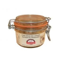 Foie gras de canard entier (130 g.) IGP Périgord