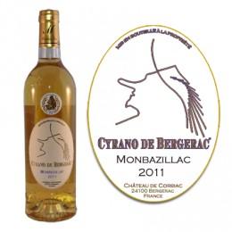 Monbazillac AOC 2014 (bouteille de 75cl.)