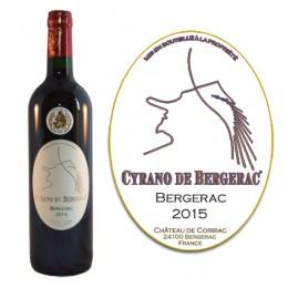 Bergerac AOC 2015 (bouteille de 75cl.)