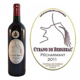 Pécharmant AOC 2011 (bouteille de 75cl.)
