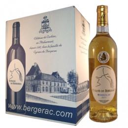 Monbazillac AOC 2014 (carton de 6 bouteilles)