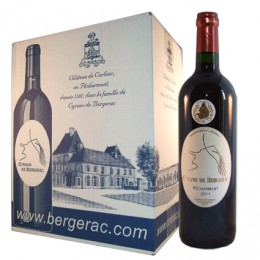 Pécharmant AOC 2011 (carton de 6 bouteilles)