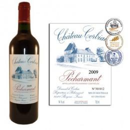 Ch. Corbiac Pécharmant 2009 (bouteille de 75cl.)