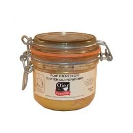Foie gras d'oie du Périgord (190 g.)